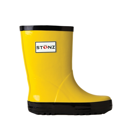Stonz Rain Boots - Yellow