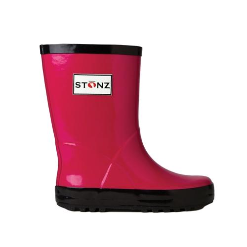 Stonz Rain Boots - Pink