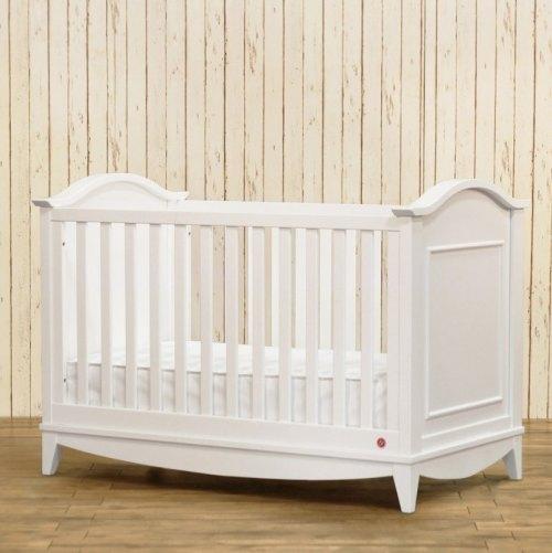 Franklin & Ben Arlington 3-in-1 Convertible Crib w/Toddler Rail