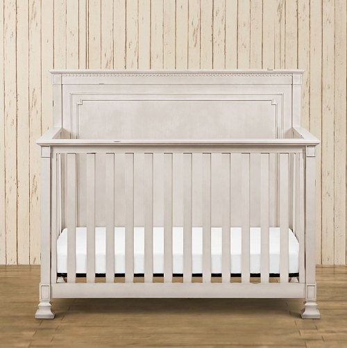 Franklin & Ben Nelson 4 in 1 Crib - Distressed White