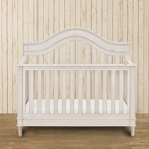 Franklin & Ben Amelia 4 in 1 Crib - Distressed White