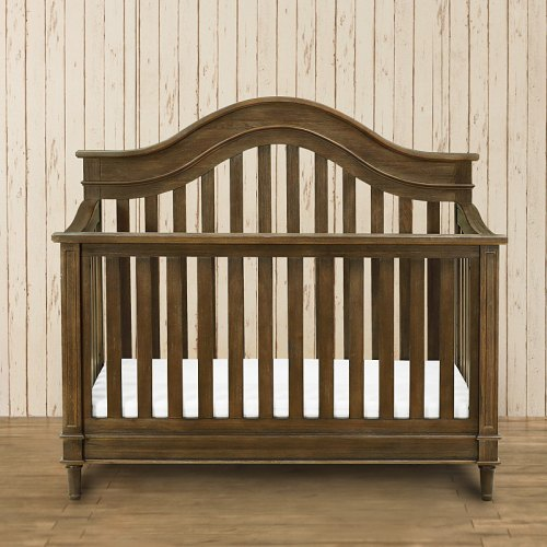 Franklin & Ben Amelia 4 in 1 Crib - Weathered Cocoa
