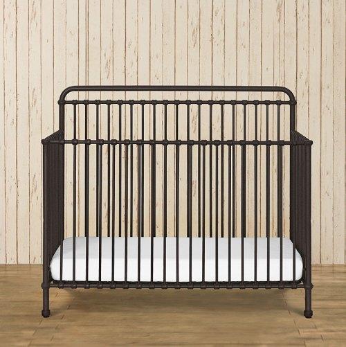MDB Winston Iron Crib - Vintage Iron