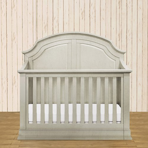 Franklin & Ben Oliver 4 in 1 Crib - Grey Mist
