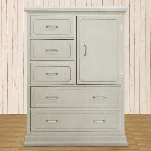 Franklin & Ben Oliver Chest - Grey Mist