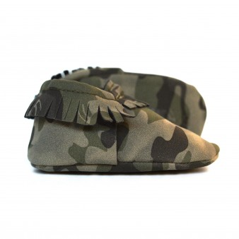 Baby Moccs - Camo