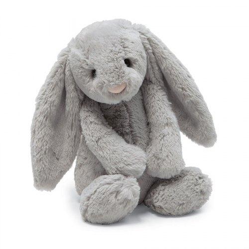Jellycat Bashful Grey Bunny - Huge