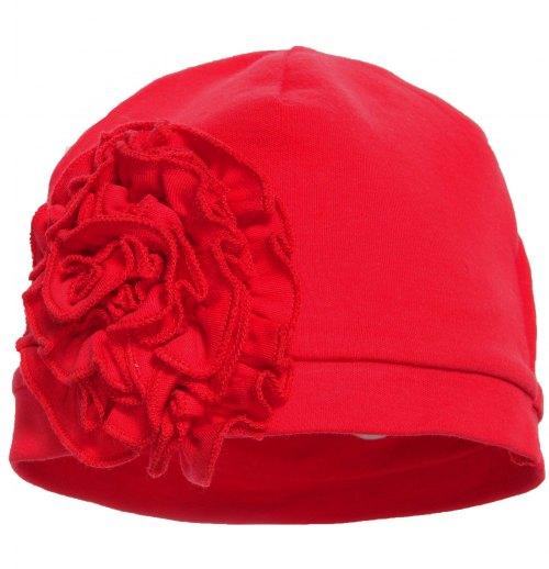 Bijou Hat - Red