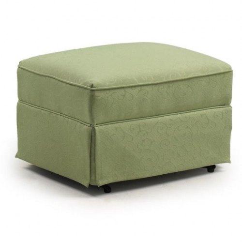 Upholstered Ottoman - 0056
