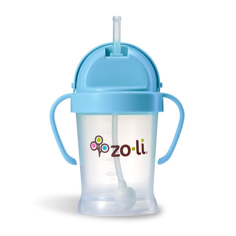 Zoli Bot Sippy Cup - Blue