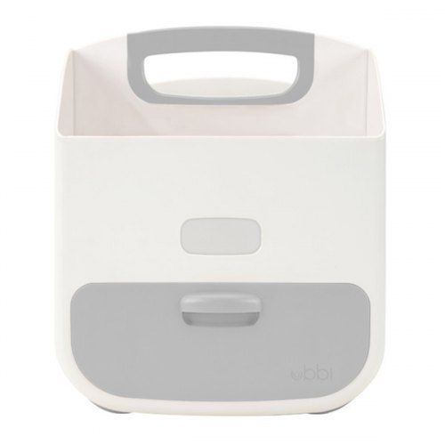 Ubbi Diaper Caddy - Grey