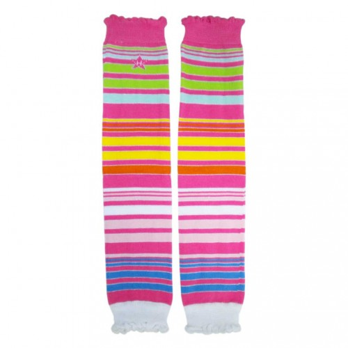 Huggalugs Candy Sparkle Legwarmers