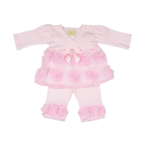 Haute Baby Emma Rose Legging Set