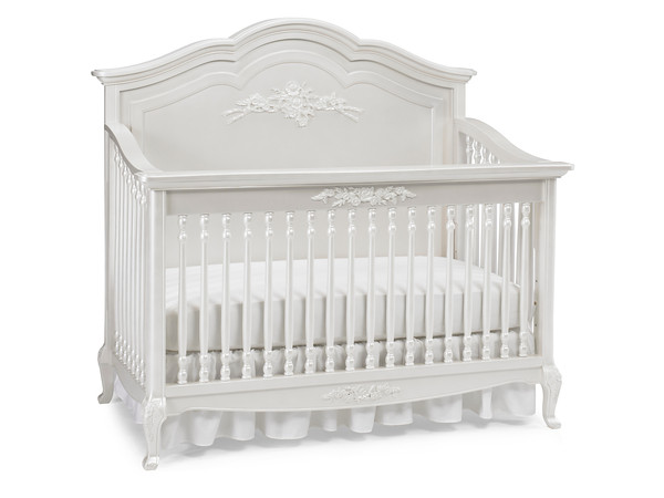 Dolce Babi Angelina Convertible Crib - Pearl