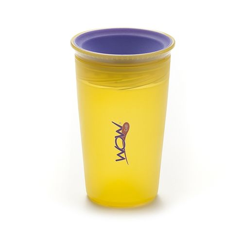 Wow Cup for Kids - Juicy Yellow