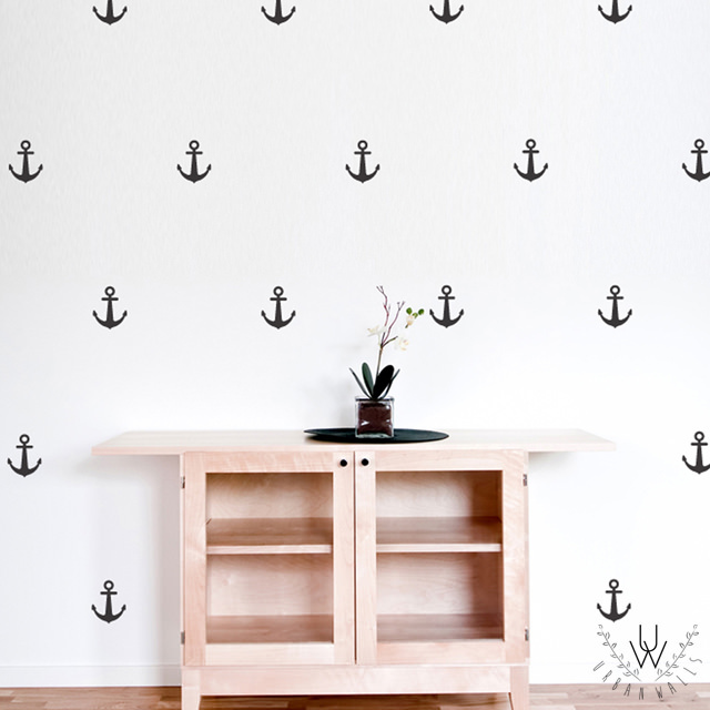 Anchors Wall Decal