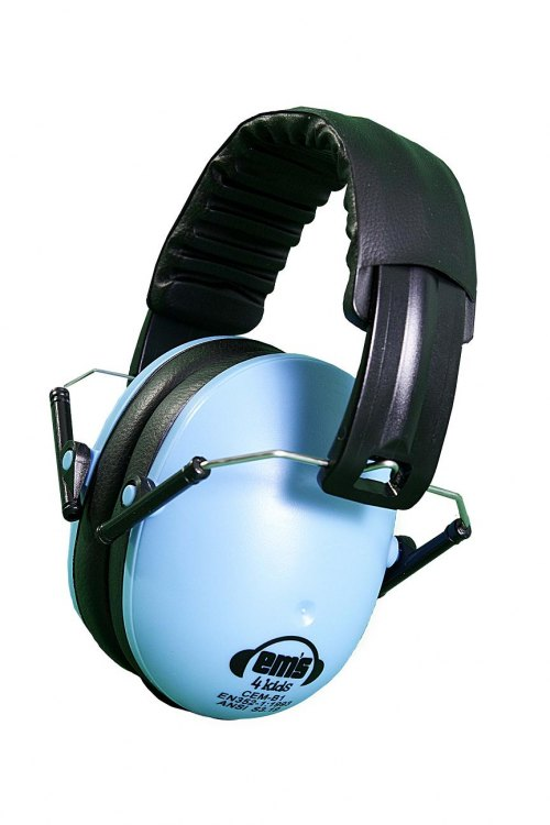 Kids Earmuffs - Blue