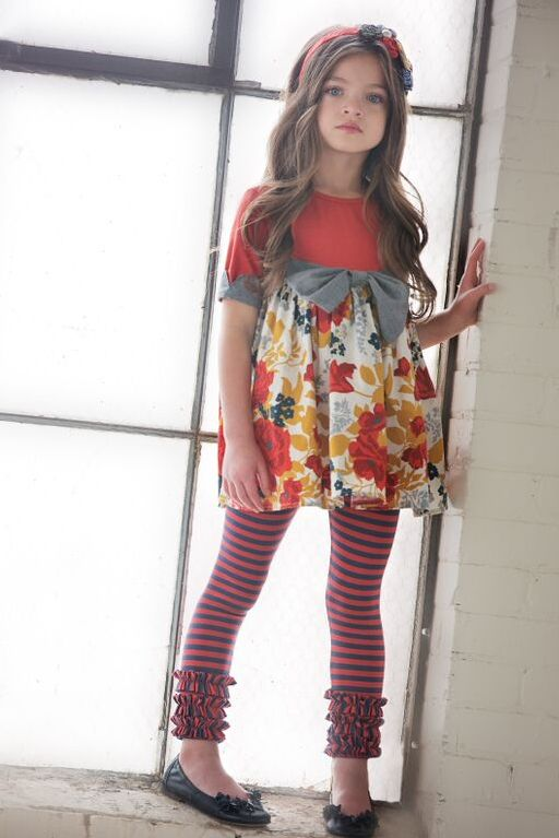 Persnickety Gracie Leggings