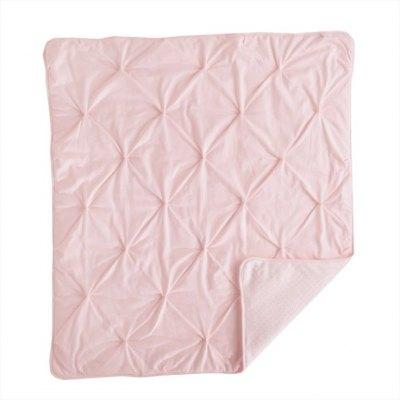 Pintucked Comforter - Pink