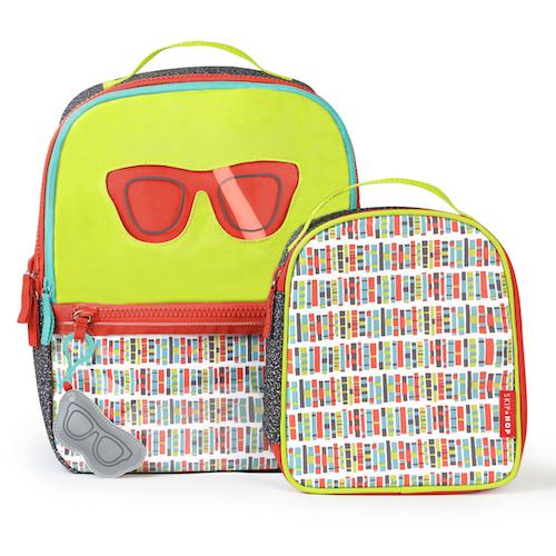 Kindergarten Backpack & Lunchie - Specs