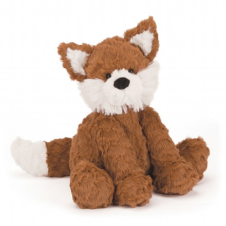 Jellycat Fuddlewuddle Fox Cub - Medium