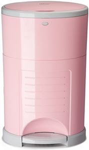 Dekor Diaper Pail Plus - Pink