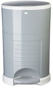 Dekor Diaper Pail Plus - Grey