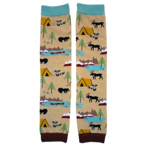 Huggalugs Legwarmers - Great Outdoors