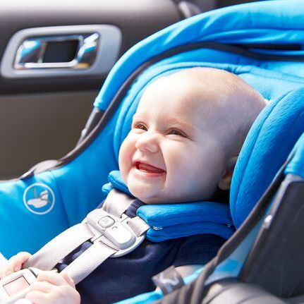 Meet with a Certified Car Seat Technician