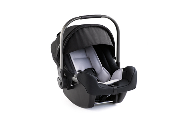 nuna pipa infant car seat in night. Black Bedroom Furniture Sets. Home Design Ideas