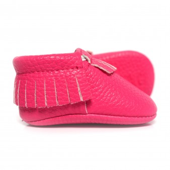 Baby Moccs - Legally Pink