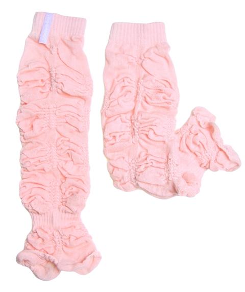 Huggalugs Legruffles Ballet Pink