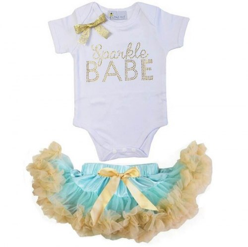 Sparkle Babe Tutu Set