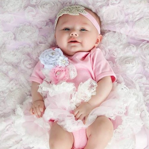 Baby Love Pretty Pink Tutu Set
