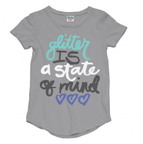 Glitter State of Mind Tee