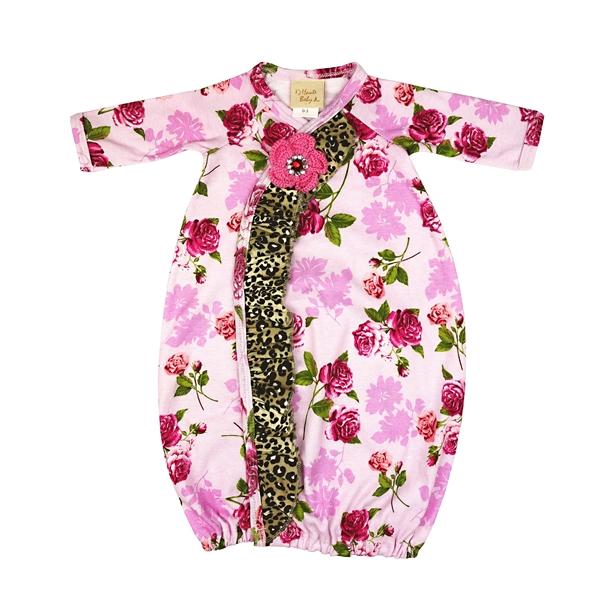 Haute Baby Amy's Garden Gown