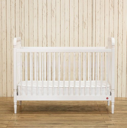 Franklin & Ben Liberty 3-in-1 Convertible Crib w/Toddler Rail