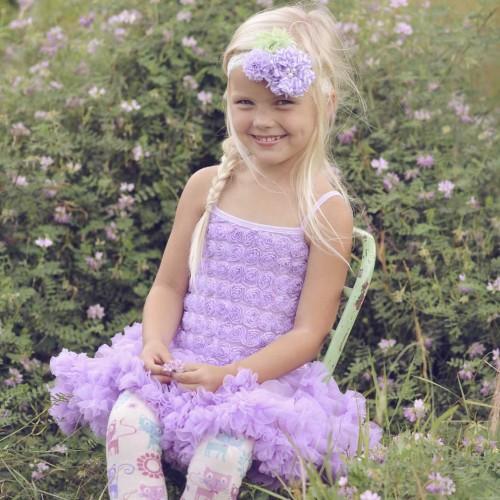 Rosette Pettidress - Lilac