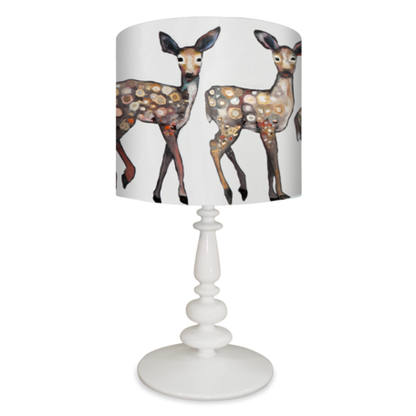 Little Dancing Fawns Lamp
