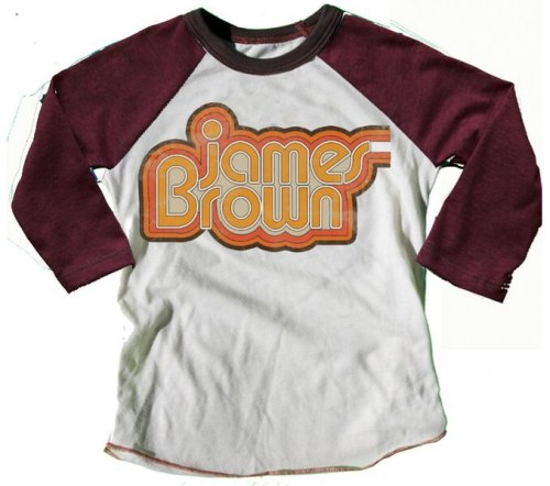 James Brown Raglan Tee
