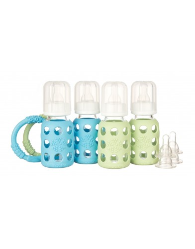 Four Bottle Starter Set - Boy