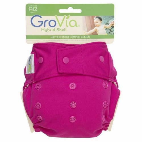 GroVia Shell Snap Closure - Lotus