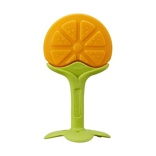 Teethin' Smart ez grip Teether - Orange