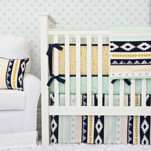 Caden Lane Aztec Bedding