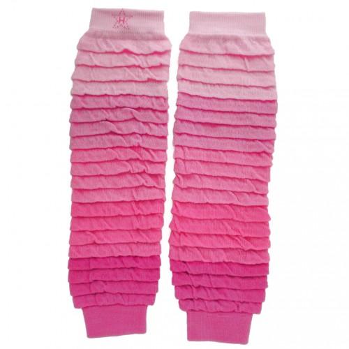 Huggalugs Legruffles Pink Ombre