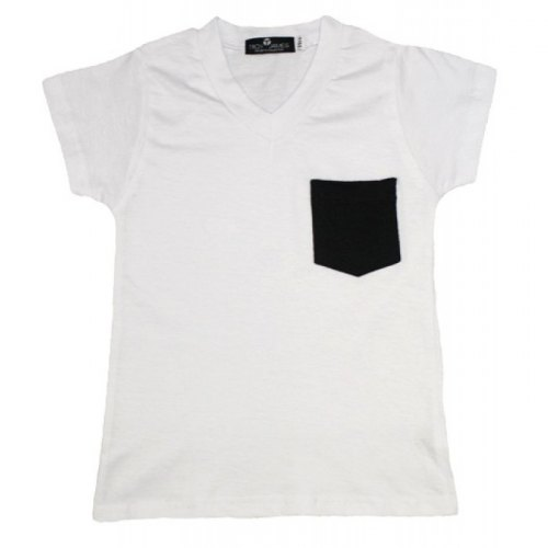 Troy James Pocket Tee