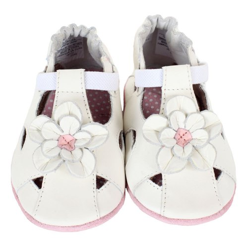 Robeez Soft Sole Pretty Pansy