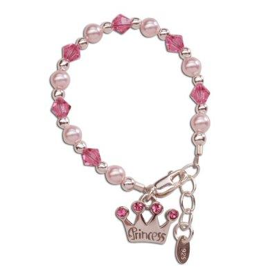 CM Princess Tiara Bracelet