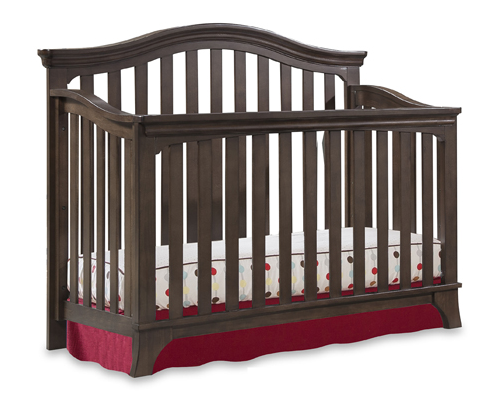 Stella Baby - Kensington 4 in 1 Crib (multiple finishes)