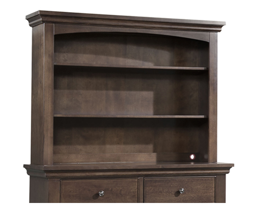 Stella Baby - Kensington Convertible Hutch/Bookcase (multiple finishes)